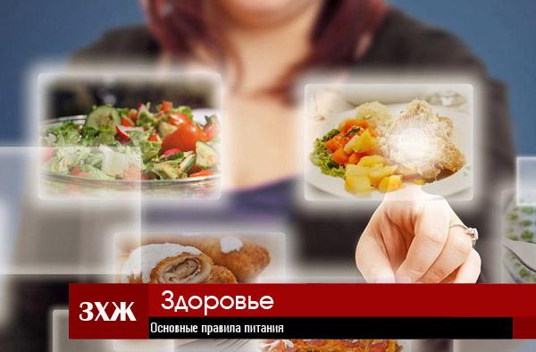 факторы здорового питания