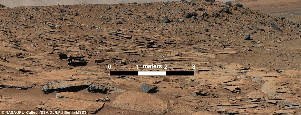 Марсоход curiosity обнаружил на Марсе высохшее озеро CVAVR AVR CodeVision cvavr.ru