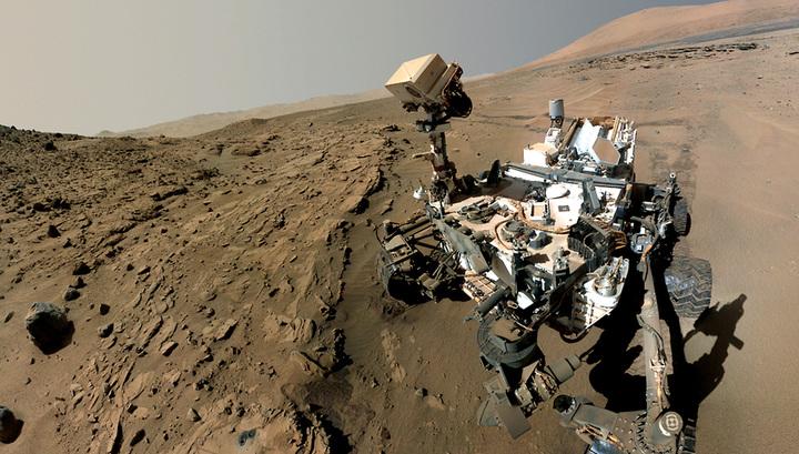 curiosity нашел новые доказательства существования воды на Марсе CVAVR AVR CodeVision cvavr.ru