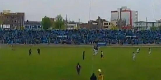 В Перу во время матча молния ударила футболиста CVAVR AVR CodeVision cvavr.ru