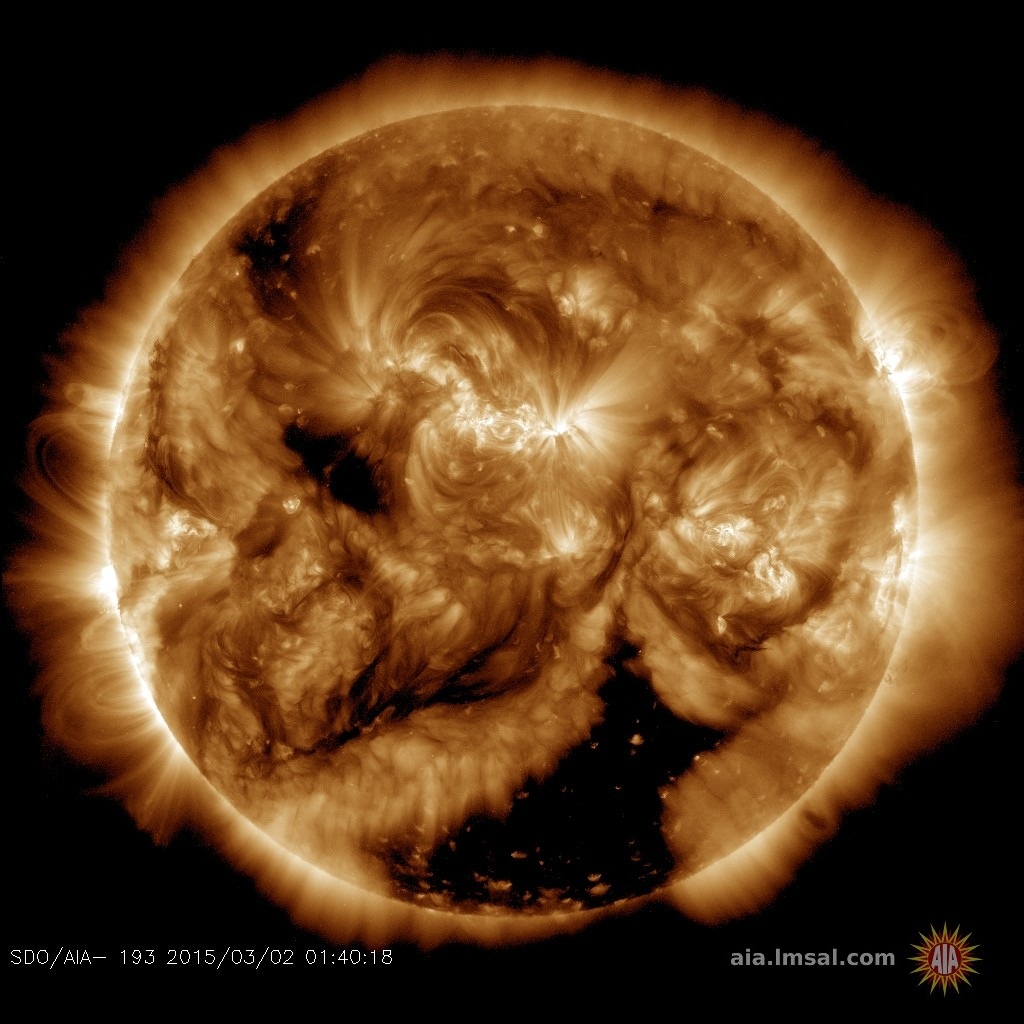 На Земле бушует геомагнитный шторм CVAVR AVR CodeVision cvavr.ru
