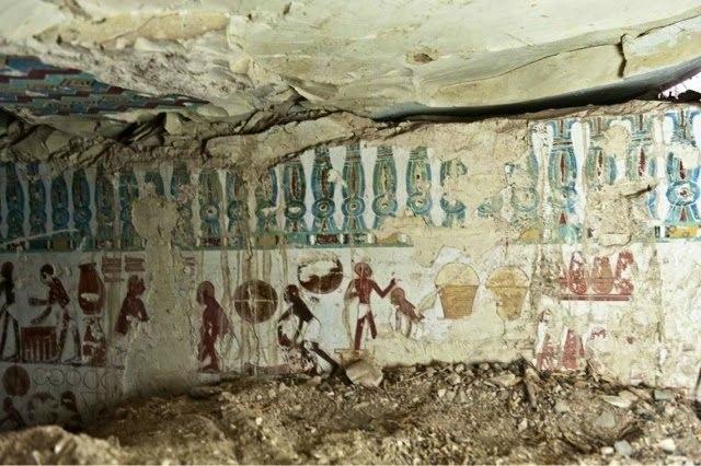 В Египте археологи обнаружили гробницу ii тысячелетия до нашей эры CVAVR AVR CodeVision cvavr.ru