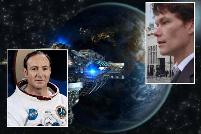 Внеземной космический флот американцев: выдумка или реальность CVAVR AVR CodeVision cvavr.ru