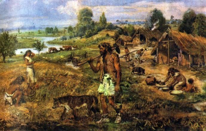 10 тысяч лет назад
