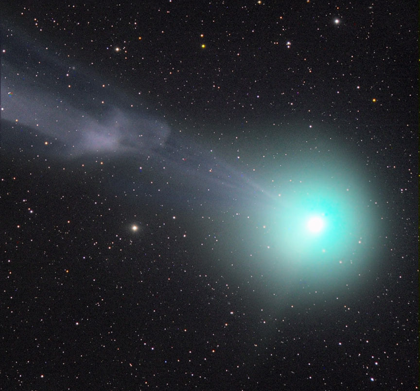 Астрономы наблюдают за полетом кометы Лавджоя CVAVR AVR CodeVision cvavr.ru