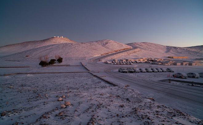 Снег выпал в пустыне Саудовской Аравии CVAVR AVR CodeVision cvavr.ru