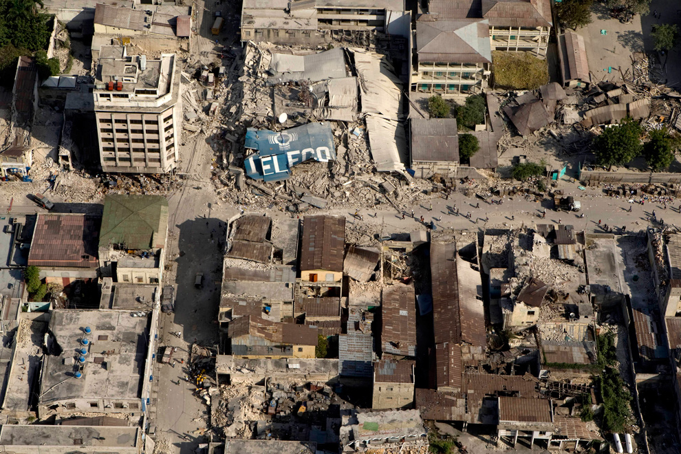 Гаити: 5 лет после землетрясения люди живут в палатках CVAVR AVR CodeVision cvavr.ru