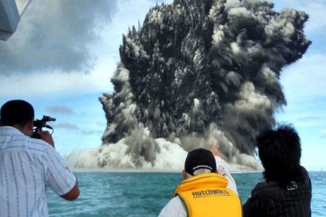 Из-за извержения вулкана в Тонга отменяются все авиарейсы CVAVR AVR CodeVision cvavr.ru