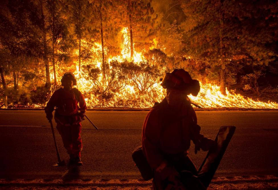 Лесные пожары охватили Чили CVAVR AVR CodeVision cvavr.ru