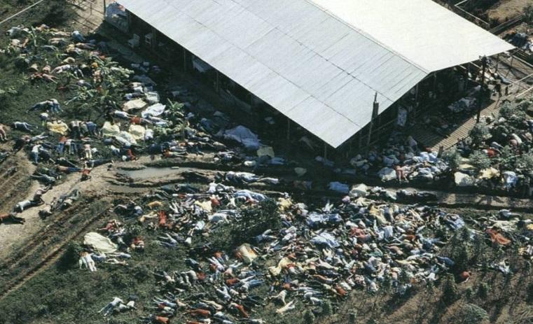 Массовое самоубийство – эксперимент ЦРУ? (5 фото)