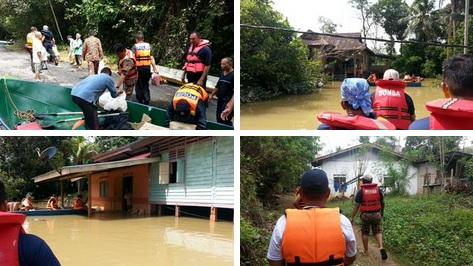 В результате наводнения в Малайзии эвакуировали почти 250 тыс. человек CVAVR AVR CodeVision cvavr.ru