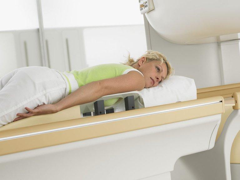 МРТ грудной клетки цена