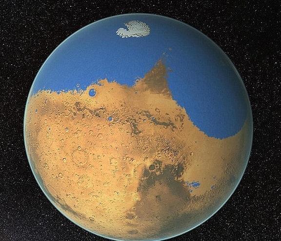 Марсианская цивилизация погибла в результате ядерной войны CVAVR AVR CodeVision cvavr.ru