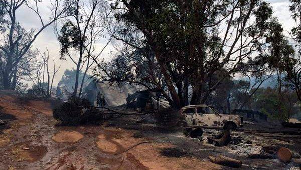 30 человек пострадали в природных пожарах на юге Австралии CVAVR AVR CodeVision cvavr.ru