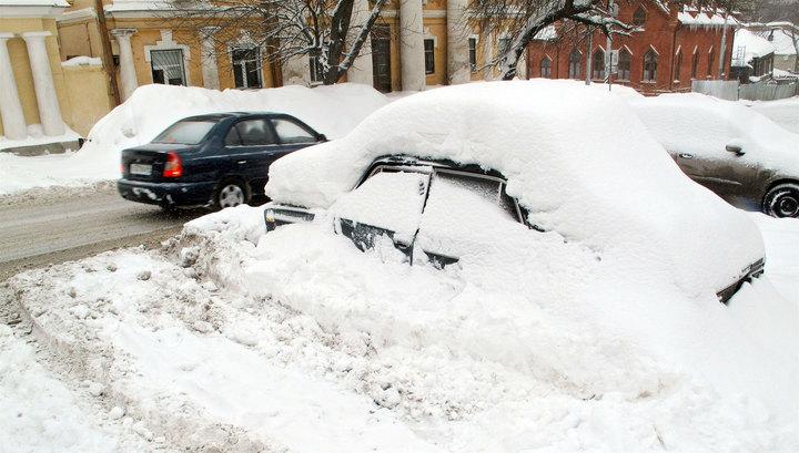 На юге России ликвидируют последствия снегопада CVAVR AVR CodeVision cvavr.ru