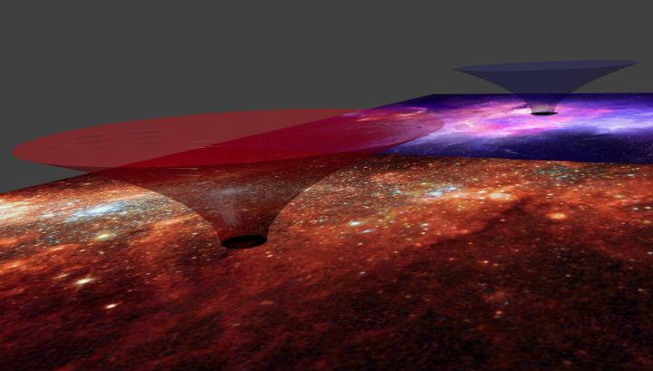 Млечный Путь может быть гигантской кротовой норой CVAVR AVR CodeVision cvavr.ru