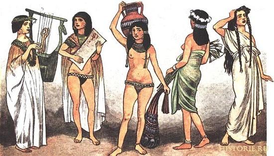 Как занимались сексом в древние времена
