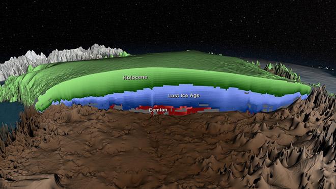 Ученые опубликовали 3d-карту Гренландского ледяного щита CVAVR AVR CodeVision cvavr.ru