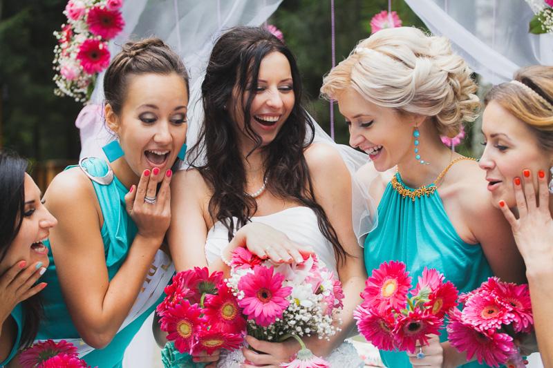 Здесь представлены лучшие свадебные фотографии (фото)