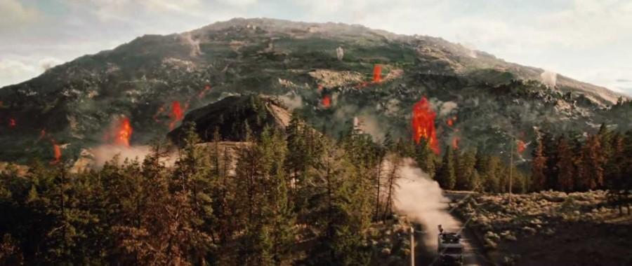 Может ли йеллоустонский вулкан уничтожить человечество? vsluhnet