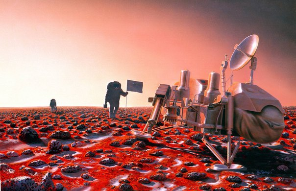 9 The Colonization of Mars Project Outline