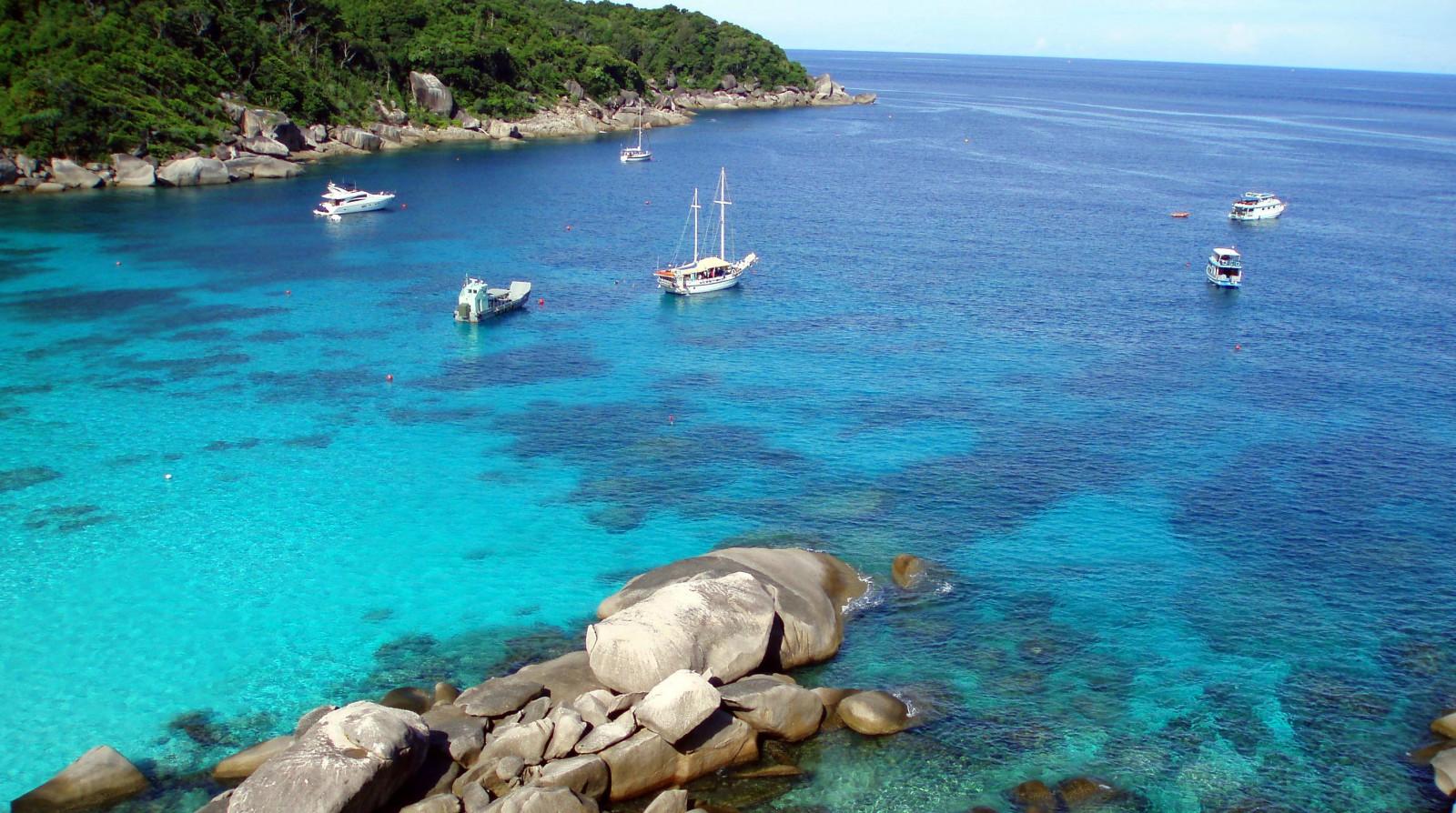 Симилианские острова