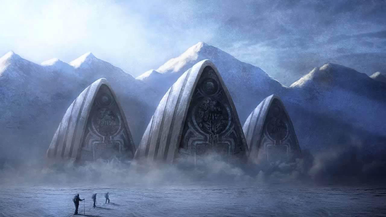 Неразгаданные тайны Антарктиды