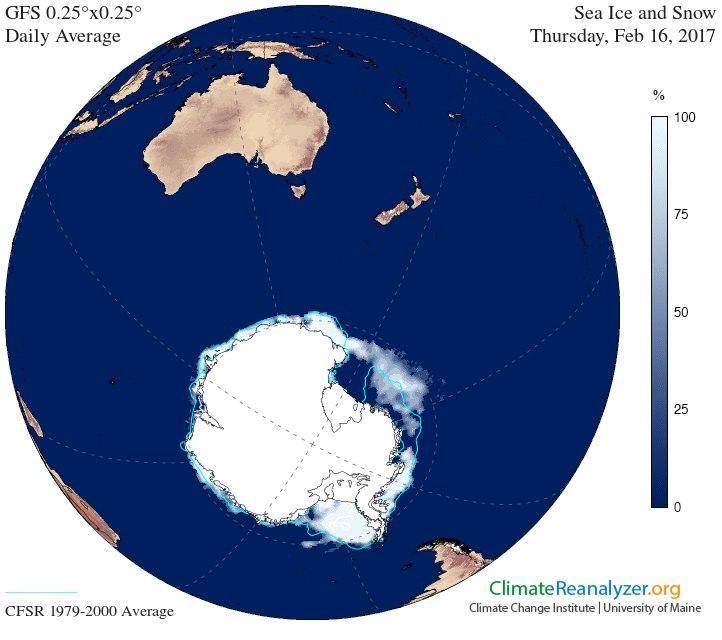 К чему приведет таяние ледников еще не известно
