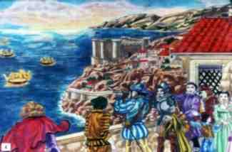 Инопланетное вторжение 1608 года