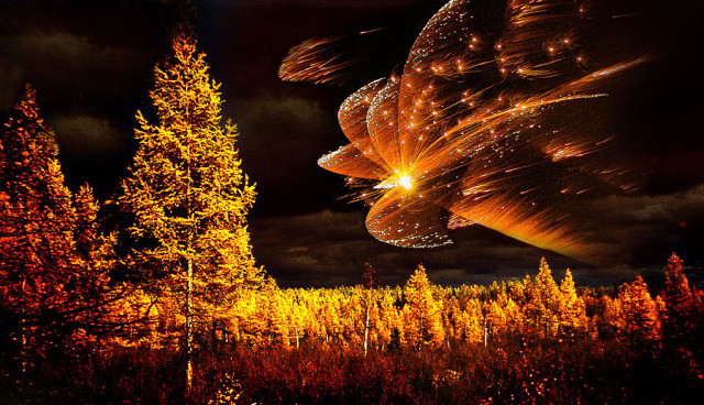 """""""Комета Деннинга"""" - инопланетный корабль изучающий Солнечную систему? Image"""