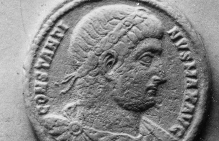 В Японии нашли клад древнеримских монет