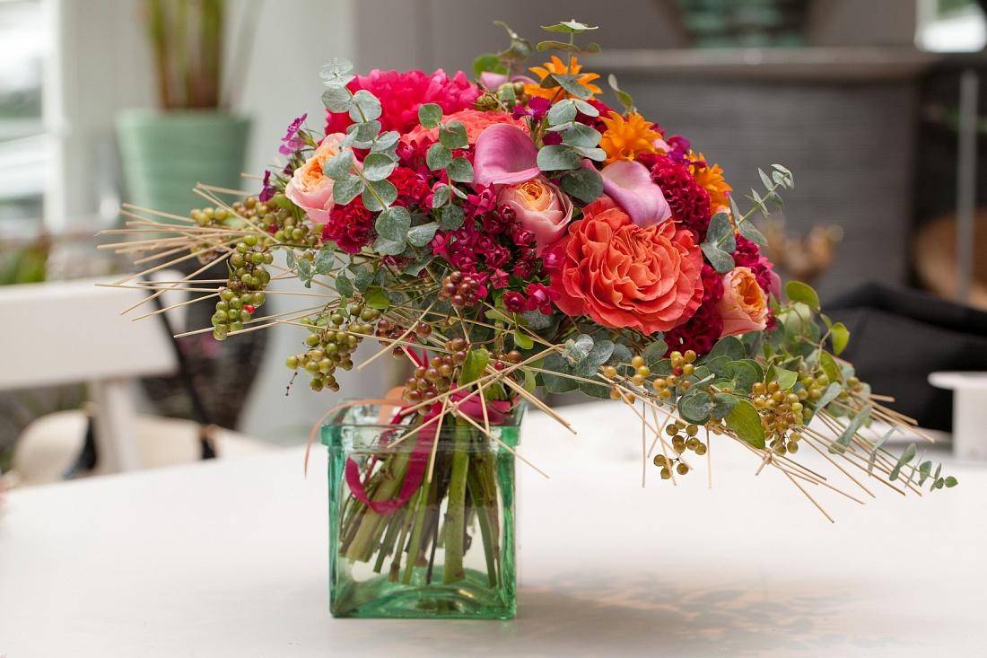 Фото цветы флористика