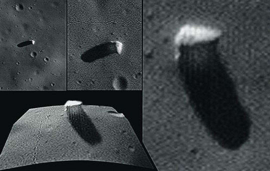 Загадочный «Монолит» на спутнике Марса - Фобосе