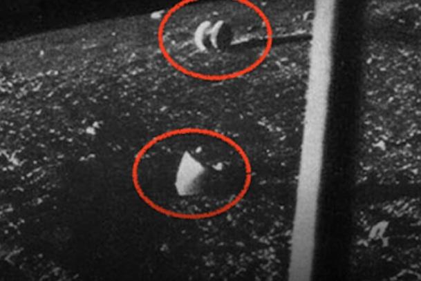 """Советский космический аппарат """"Луна-13"""" и его загадочные снимки"""