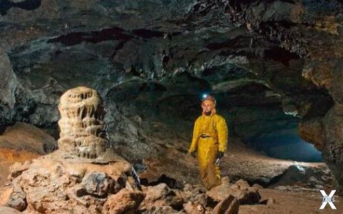 Аномалии Кашкулакской пещеры