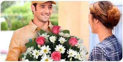 Картинки доставка цветов