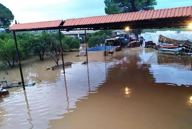 Сильные дожди вызвали наводнения в Турции, Ираке, Сирии и Ливане