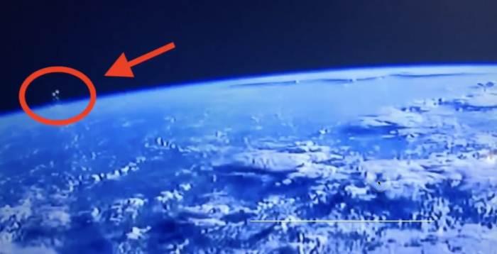 На орбите Земли заметили флот НЛО