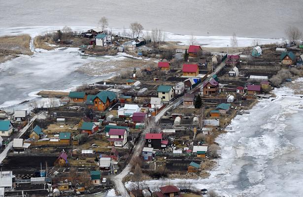 В России готовятся к весенним паводкам