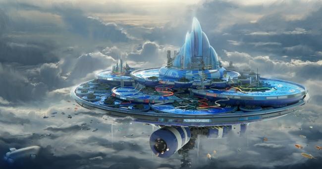 Alien's Worlds? Иные Миры?