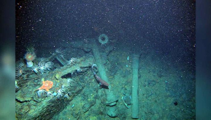 реактор российской подводной лодки