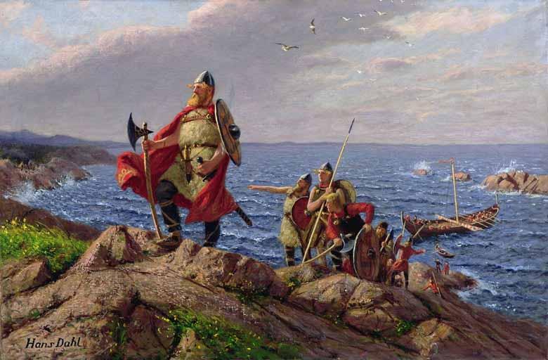 Тайна исчезновения колонии викингов в Гренландии