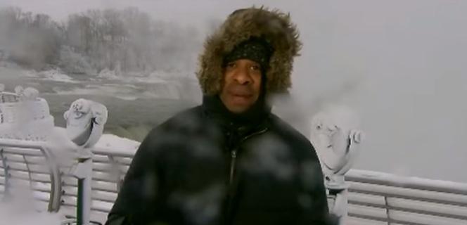 В США установились рекордные морозы | Земля - Хроники жизни