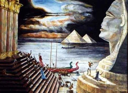 Картинки по запросу тьма египетская