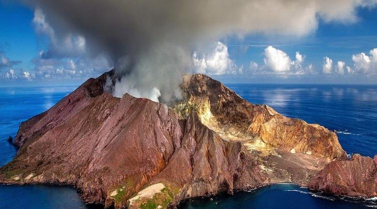 Какие вулканы наиболее опасны в 2018 году