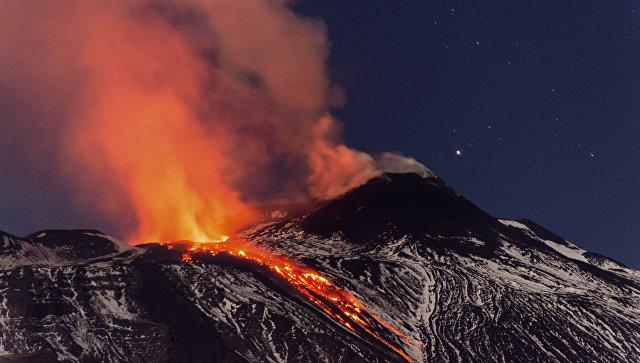 Извержение вулкана можно спрогнозировать