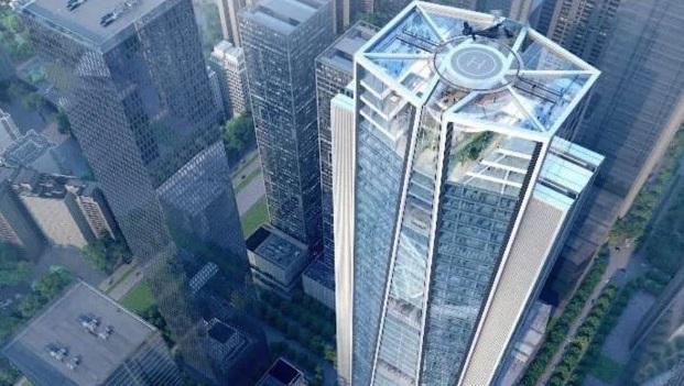 В Китае строят