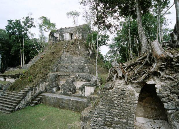 В Гватемале нашли 2700-летнюю баню