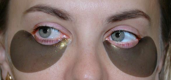 как прикладывать патчи для глаз