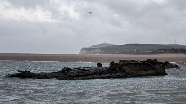 У берегов Франции обнаружили подлодку времён Первой мировой